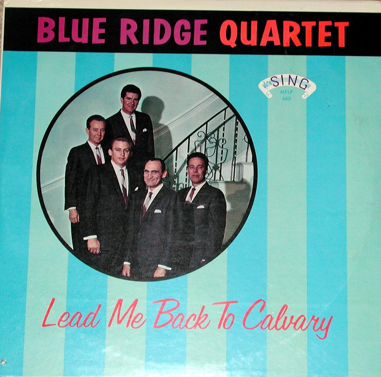 The Blue Ridge Quartet - Passing Thru