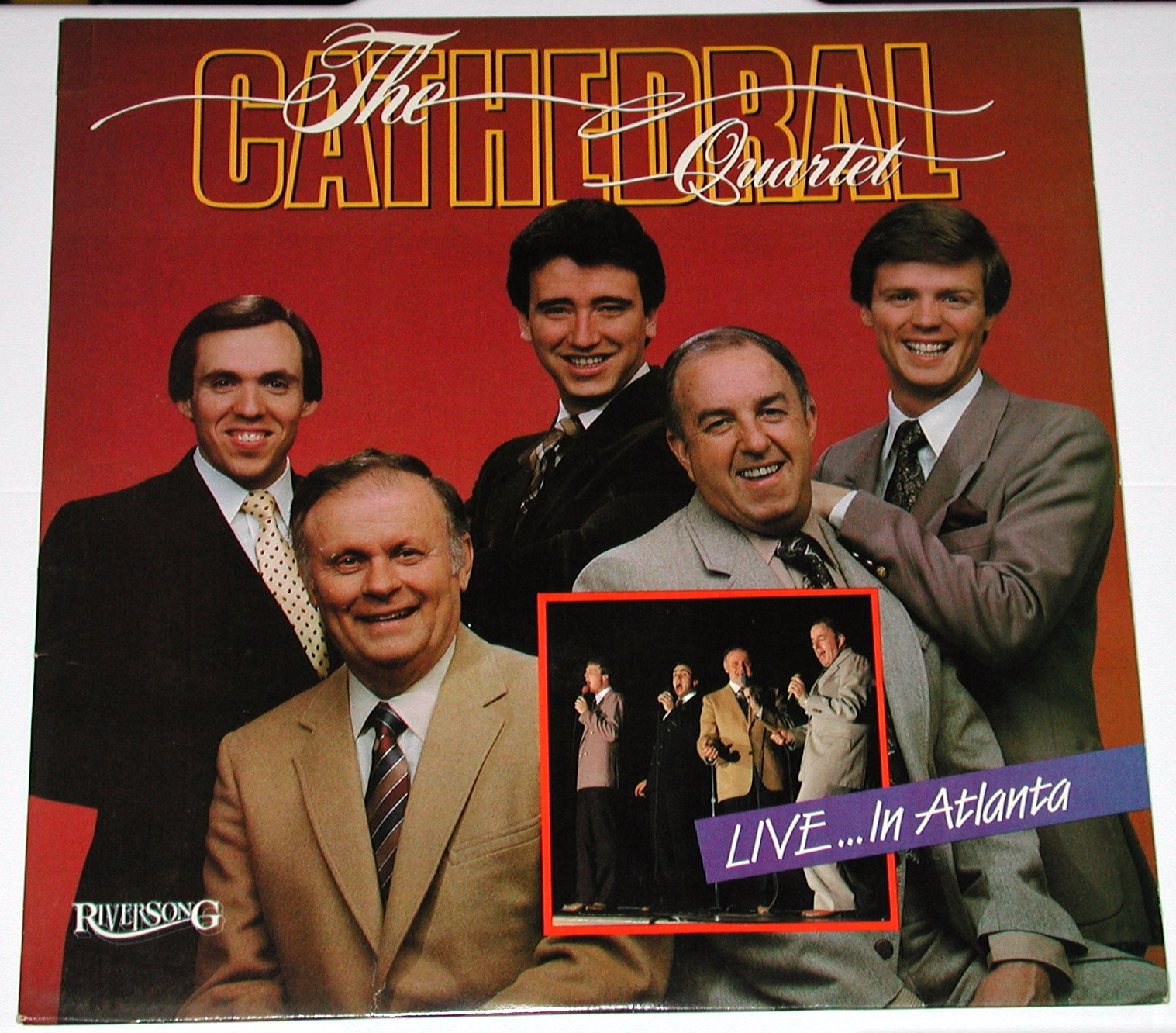 Cathedrals Cathedral Quartet Southern Gospel Music
